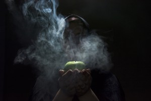 "Poisoned Apple won first place in the Lambton College Image Challenge in the ""Unclassified"" category."